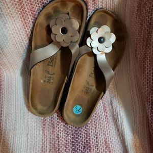 Betula by Birkenstock summer thong sandal